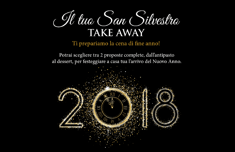 Il tuo San Silvestro TAKE AWAY