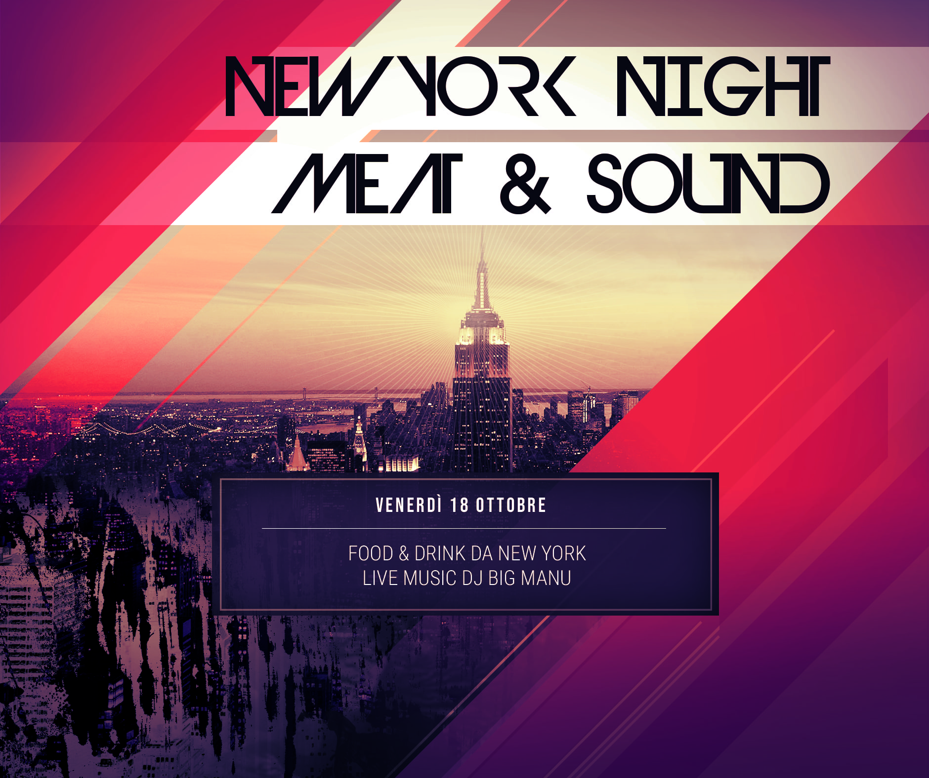 New York Night – Meat and Sound